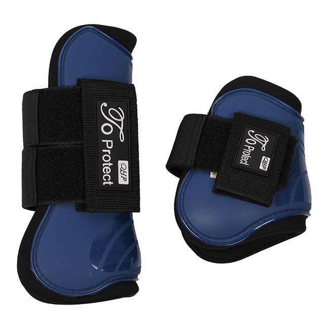 Peesbeschermerset Luxe Blauw qhp-4017-bl
