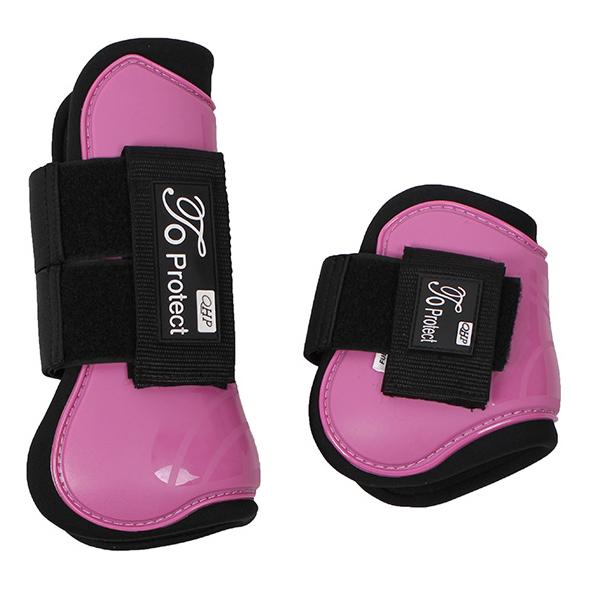 Peesbeschermerset Luxe Roze qhp-4017-rz