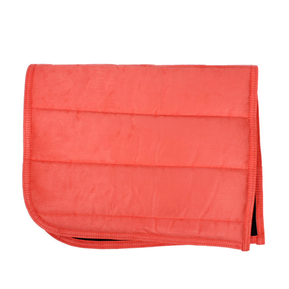 Puff Pad Hot Coral qhp-3013-hc