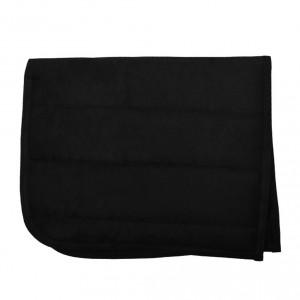 QHP Puff Pad zwart 3013