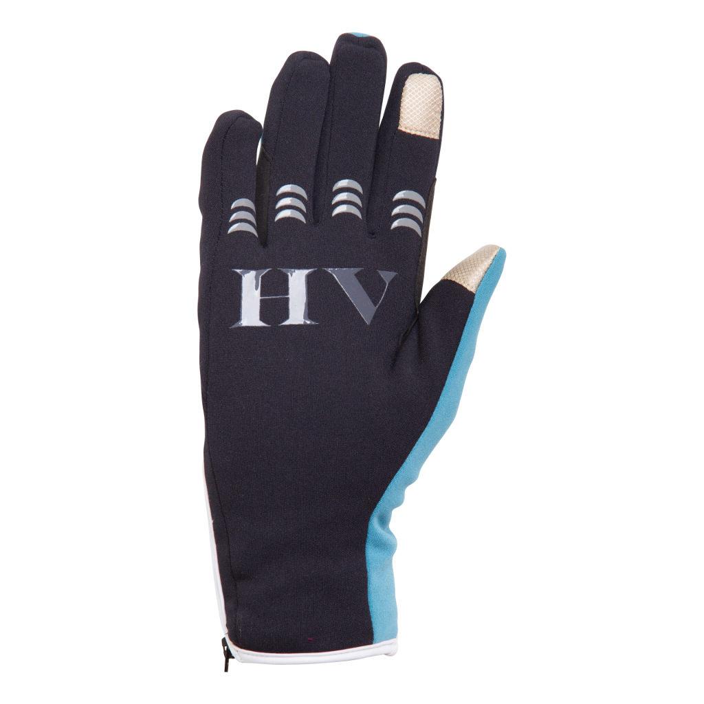 Gloves Logan Lago Blue 0207092703-LABLU-Inside
