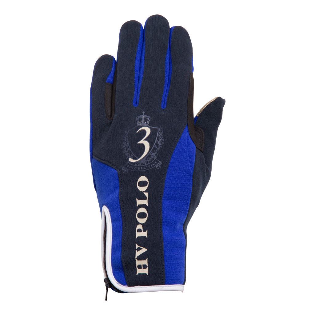 Gloves Logan Navy