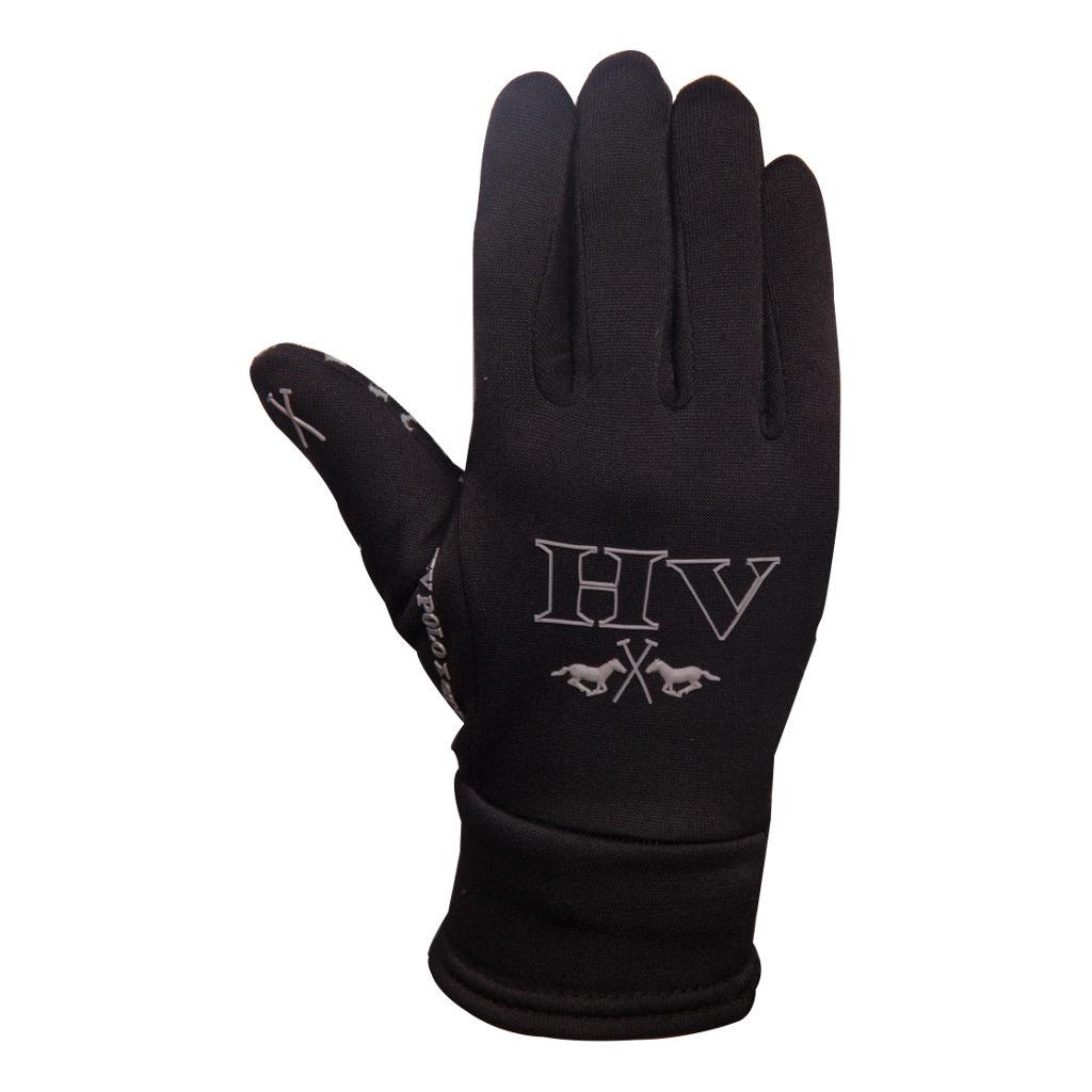 Handschoen Winter HV POLO Black 0207091202-BLACK