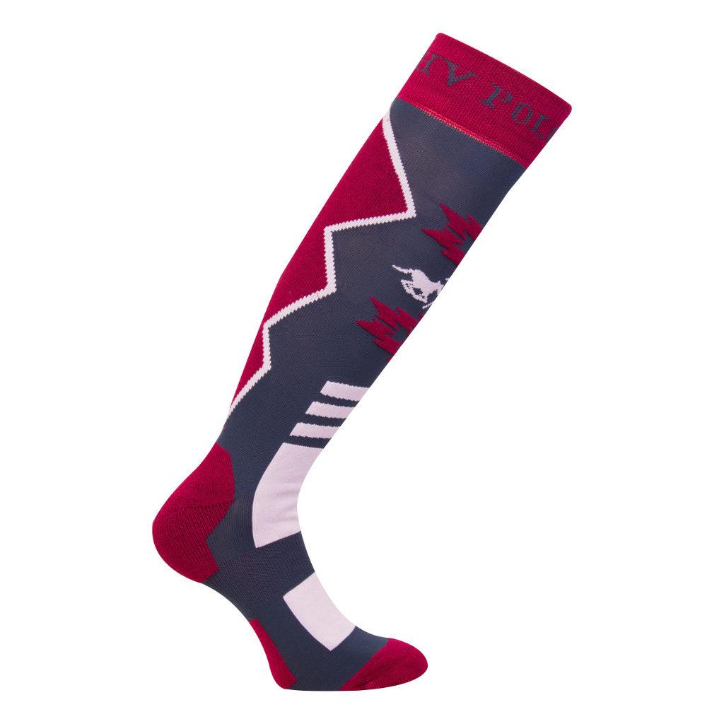 Sokken Farryn Roja 0205092706-ROJA