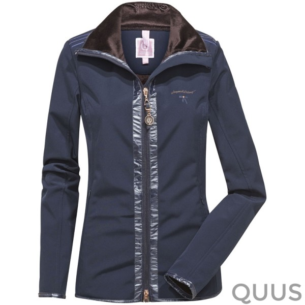 Jack Softshell Make Your Move Navy 1