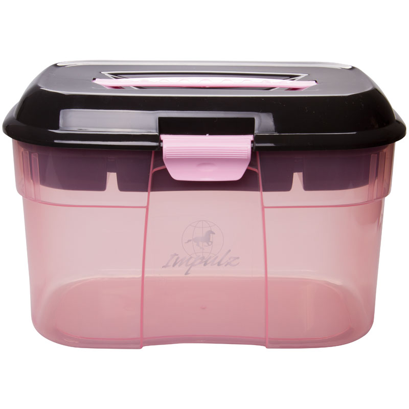 Poetskoffer Impulz Large Pink-Black