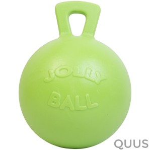 10 Inch. Jolly Ball Met Appel Geur