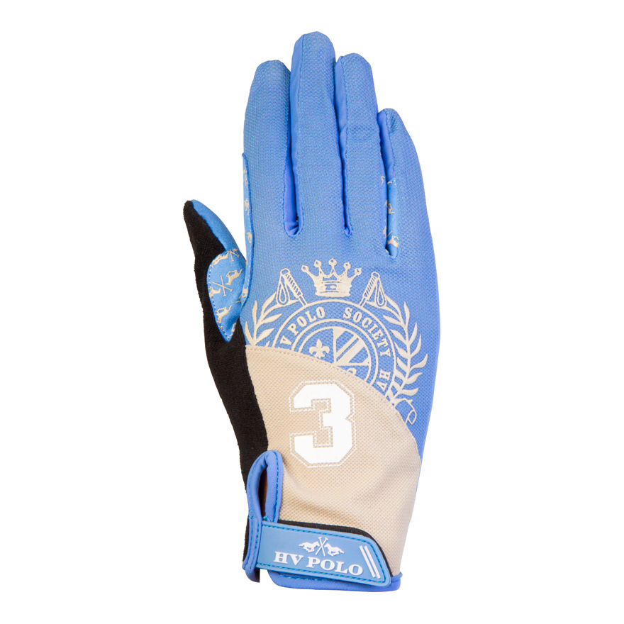 Gloves Palma Capri Blue