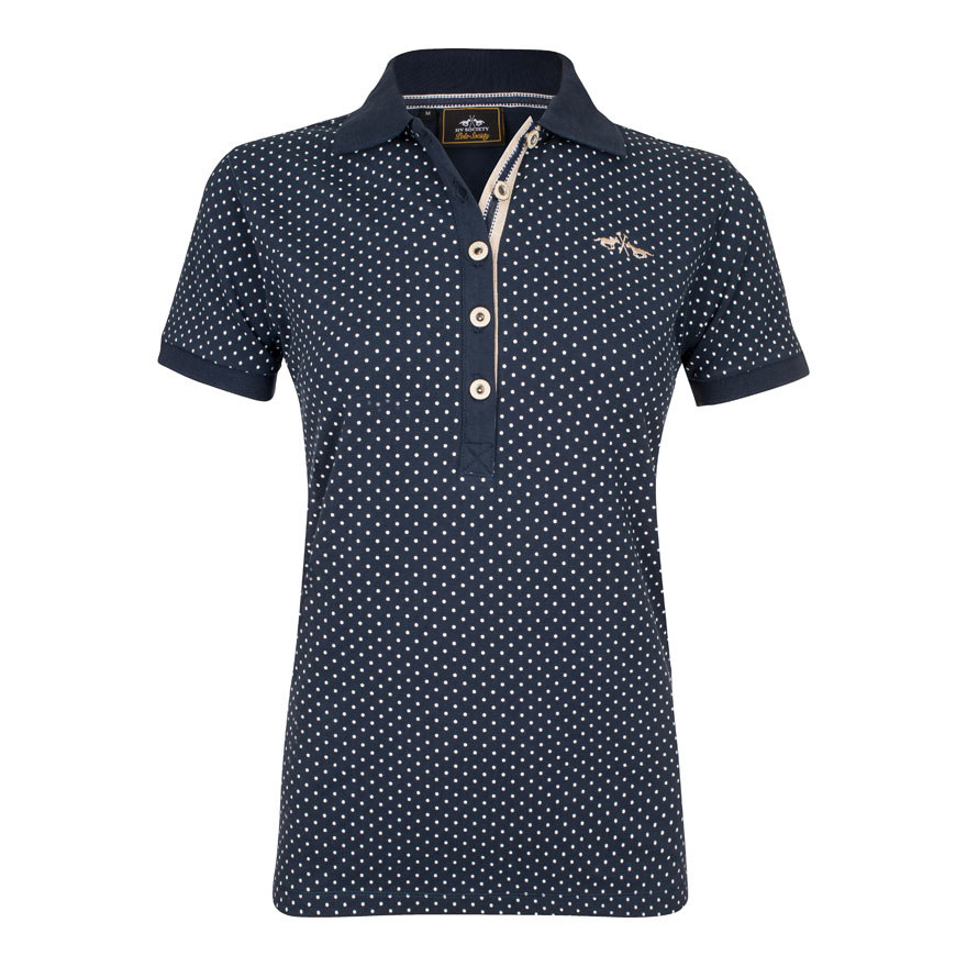 Polo Shirt Barisa Navy
