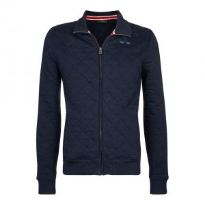 Sweat Jacket Miles Navy