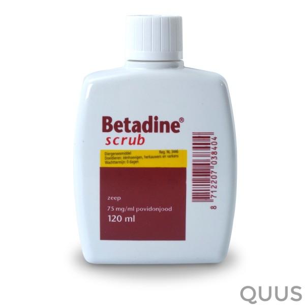 Betadine Scrub 120 Ml 1
