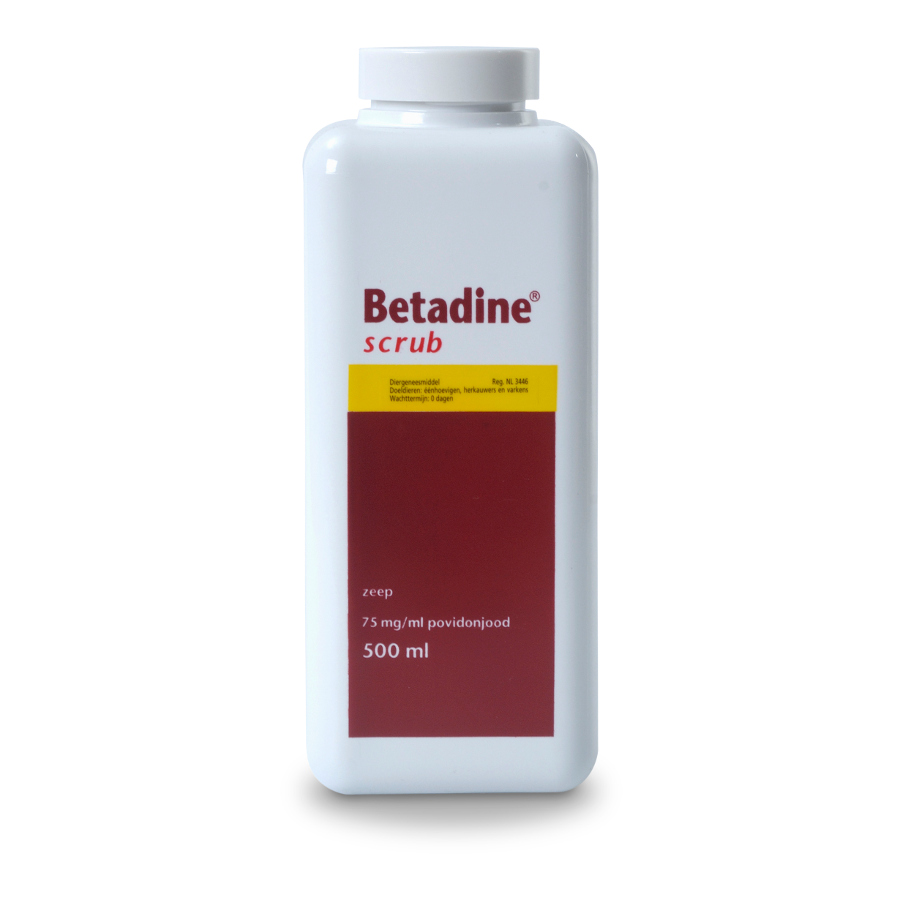 Betadine Scrub 500Ml