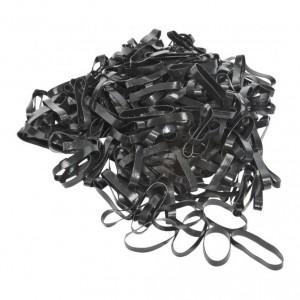 Busse brede elastiekje siliconen 680131-zwart2