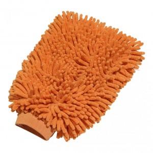 Busse poetshandschoen oranje TN620600