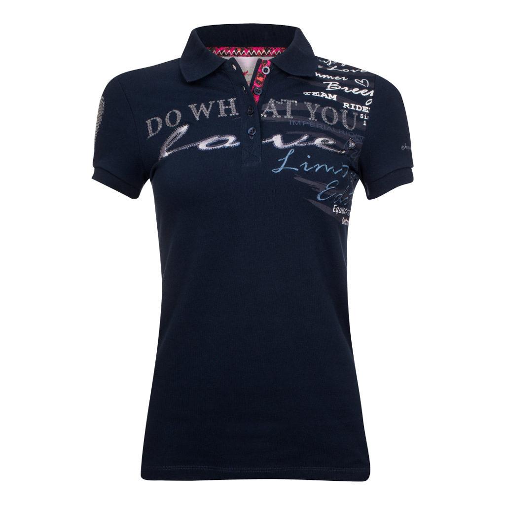 Polo Shirt Hello Sunshine Navy