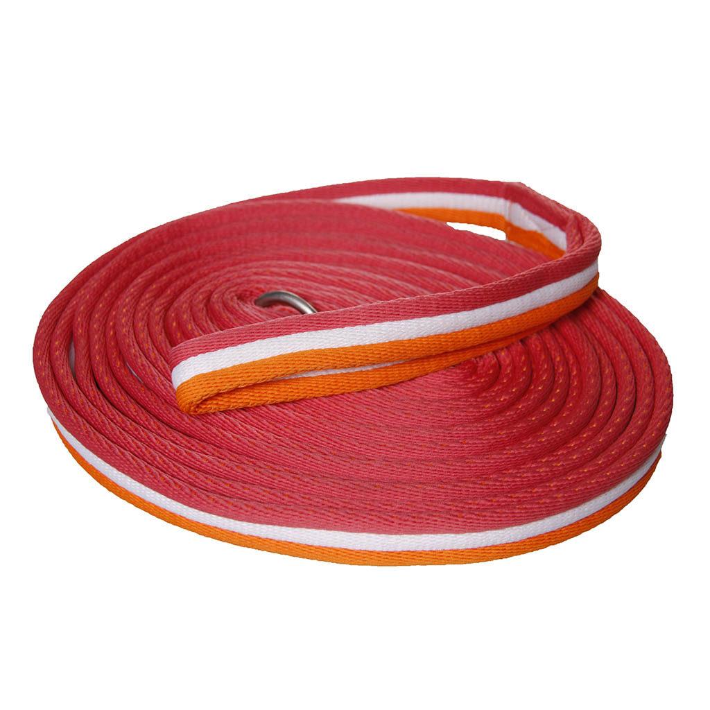 Longeerlijn Zacht Cushion Oranje Roze Imperial Riding impe-lo30116000-papco 880x880