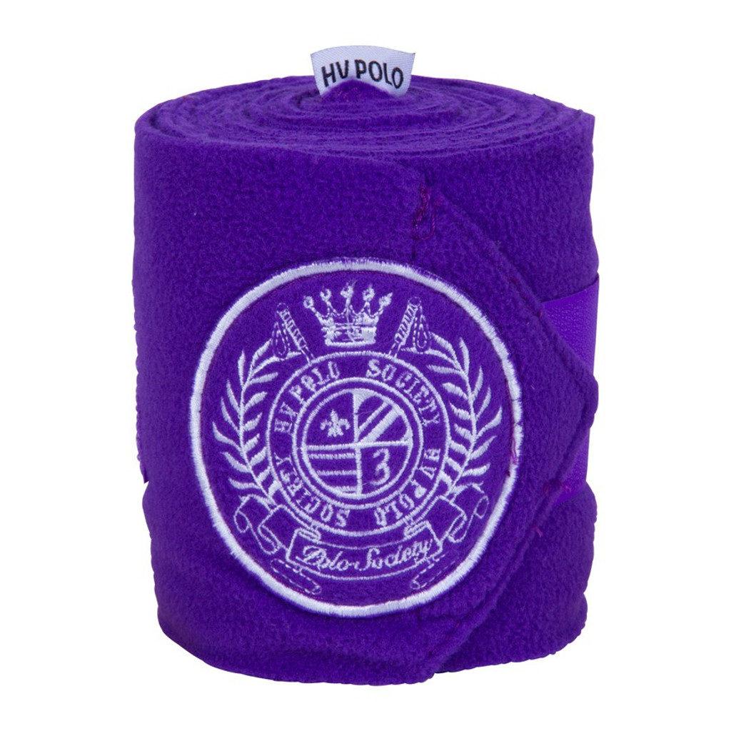 hv polo fleecebandage_favouritas__hv_polo_purple_1_maat_1