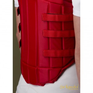 sir-lancelor-bodyprotector-2016-red-rood-back