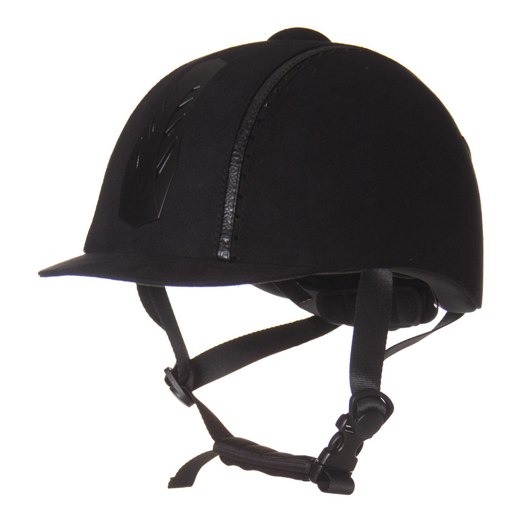 Imperial Riding Paardrijcap The Story So Far zwart kl13316000