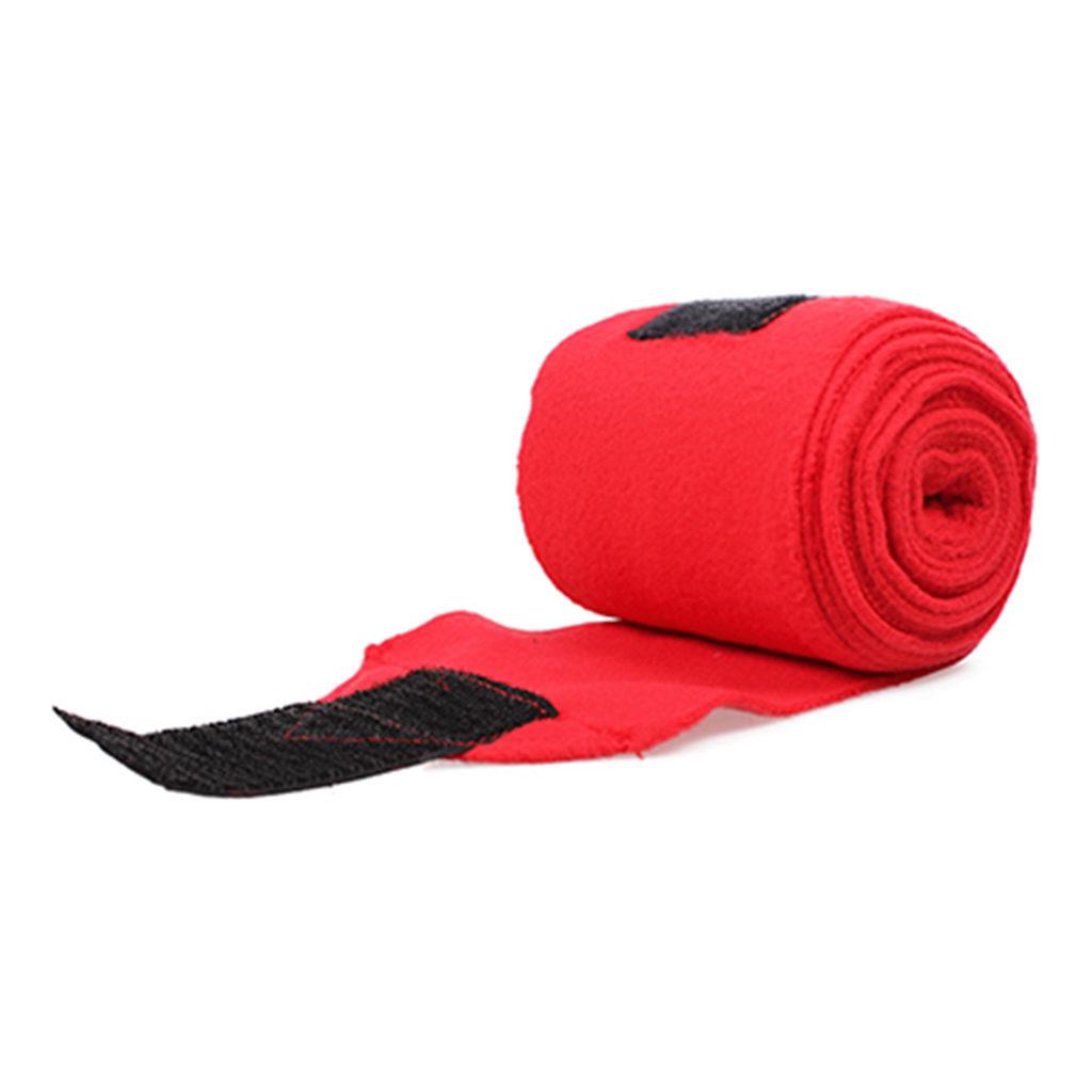 4029ro-qhp-fleece-bandages-fel-rood