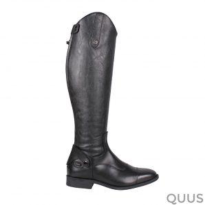 7101zw-rijlaars-qhp-birgit-zwart