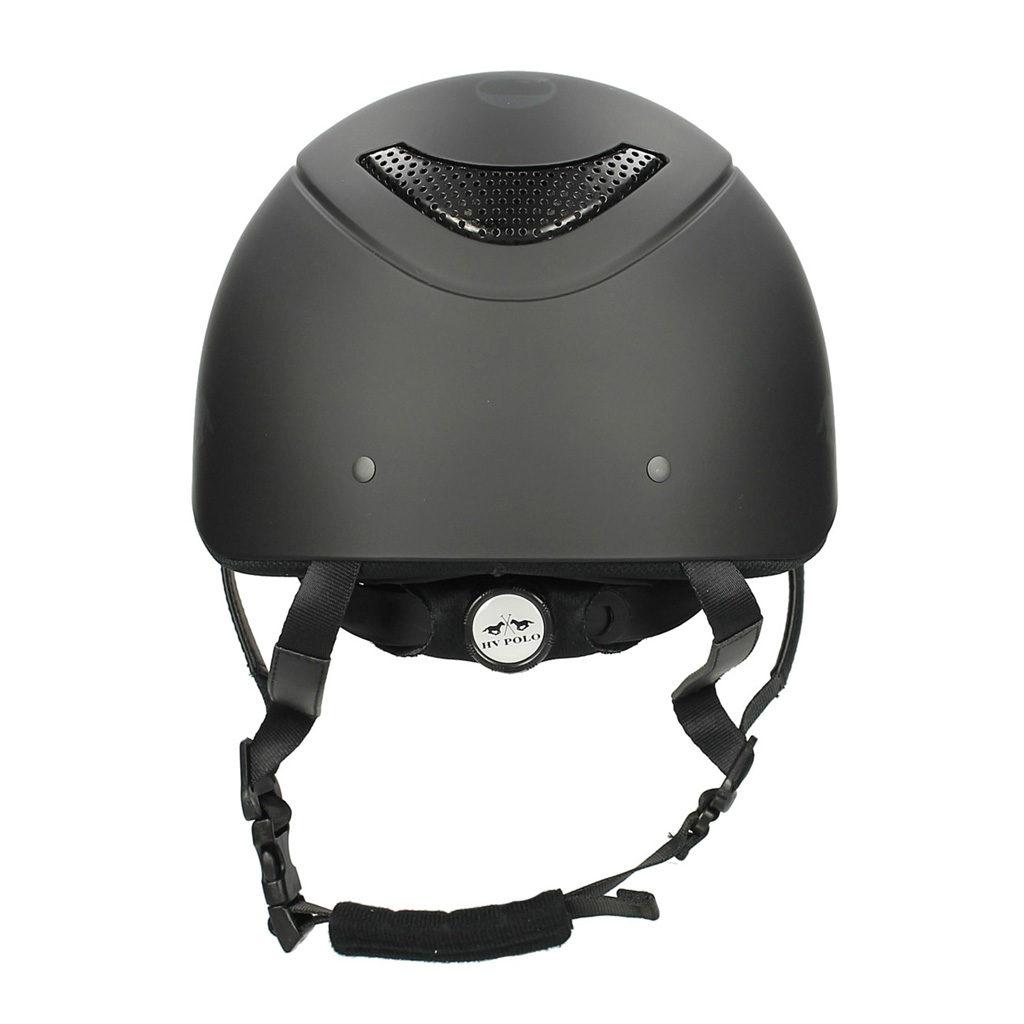 HV Polo paardrijhelm Langley 1001092801 zwart