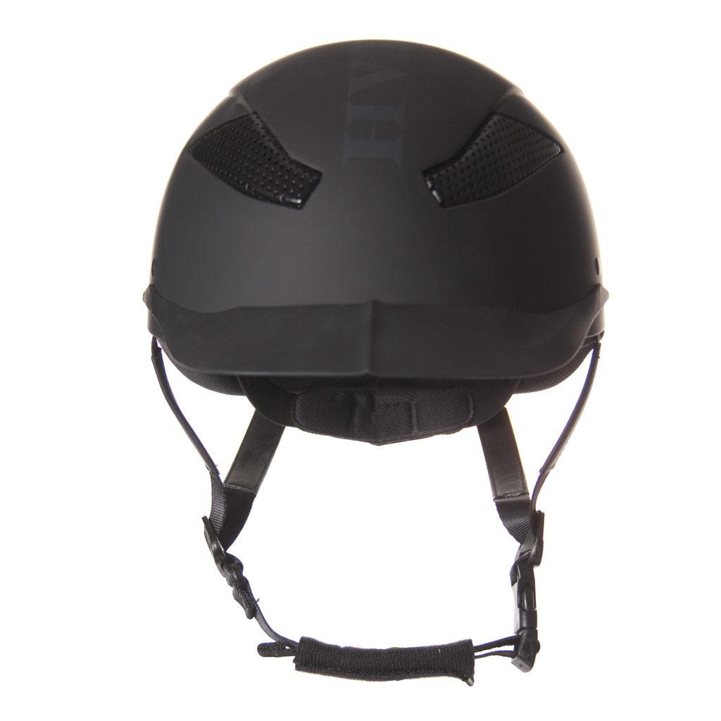 HV Polo paardrijcap Langley 1001092801 zwart