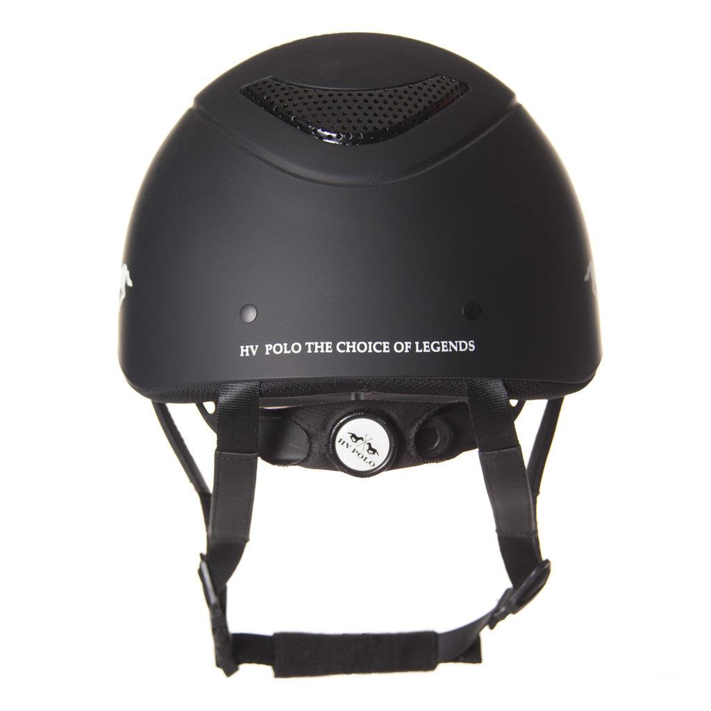 HV Polo cap MCLennan zwart 1001092802 achterkant