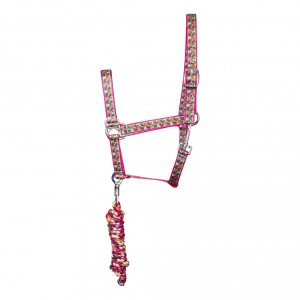 hv-polo-headcollar_and_rope_delmar_carmin_rose_cob_size_3
