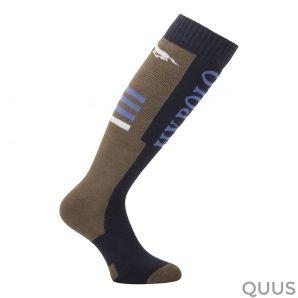 sport socks sebas navy hv polo
