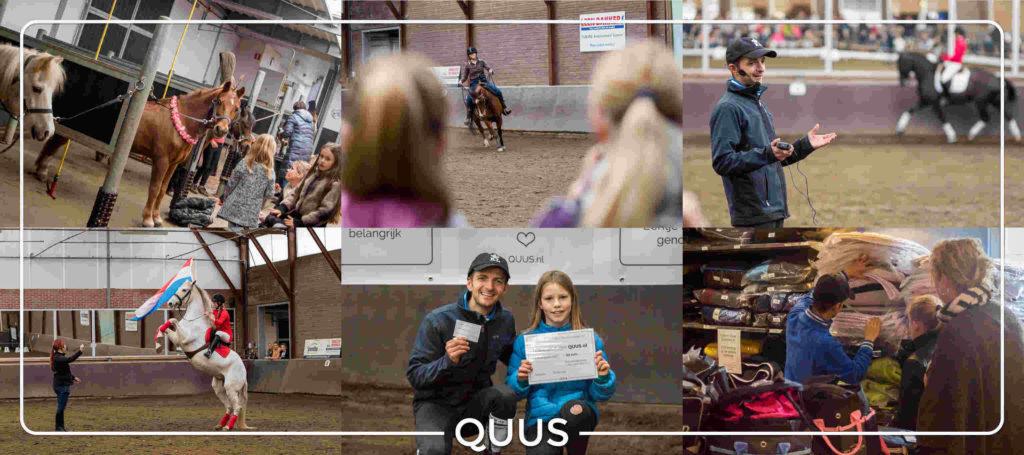 QUUS experience