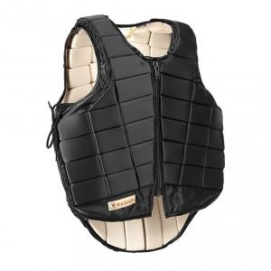 racesafe bodyprotector zwart