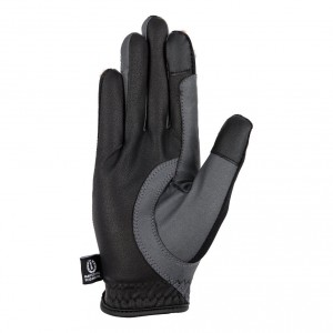 handschoen zwart ir