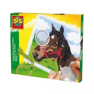 SES Creative borduren paard