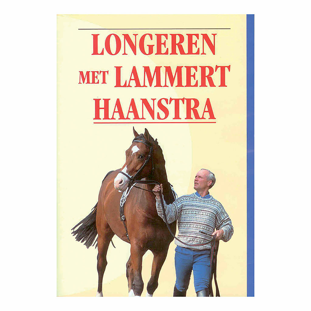 dvd longeren met Lammert Haanstra.