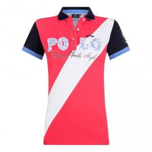 hv polo polo_shirt camelia pink