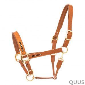 imperial riding halster leer cognac ha23116000-brco