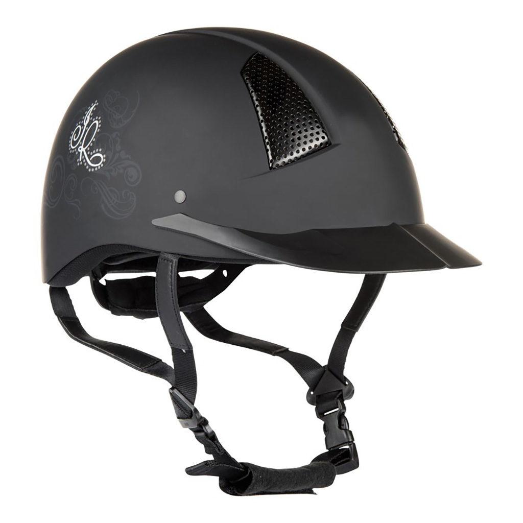 imperial riding rijhelm ukato zwart