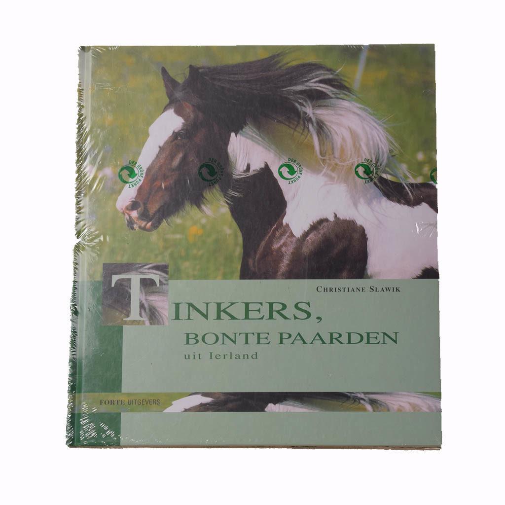 Tinkers, bonte paarden uit Ierland
