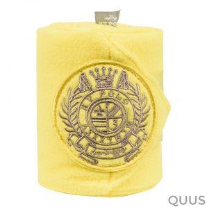 hv polo fleecebandage favouritas lemon