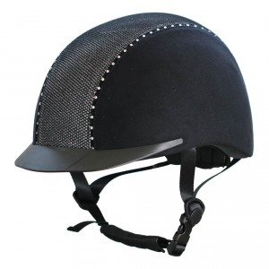 imperial riding rijhelm_chester_visor_black_l