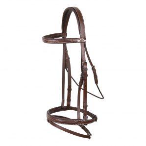 hv polo hoofdstel mander bruin 1201092901-brown_2