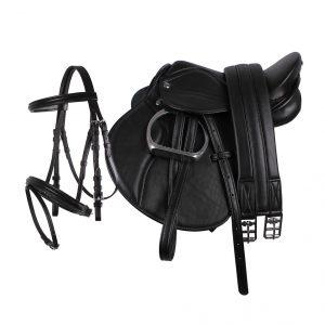 qhp ponyzadel zwart 3101zw