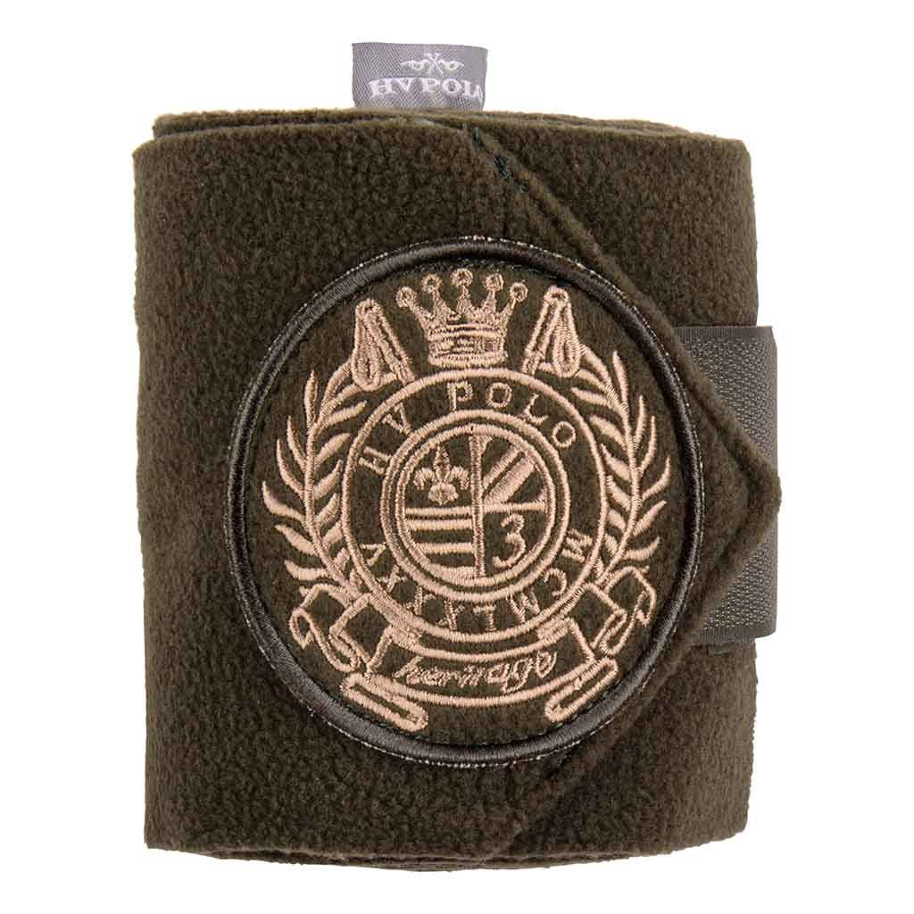 2805390001-hv polo bandages favouritas army
