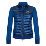 performance jacket imperial riding royal blue