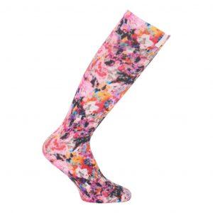 Laarzen Sokken Pattern Multi Flower Imperial Riding Impe-Kl95118003-Mulflo