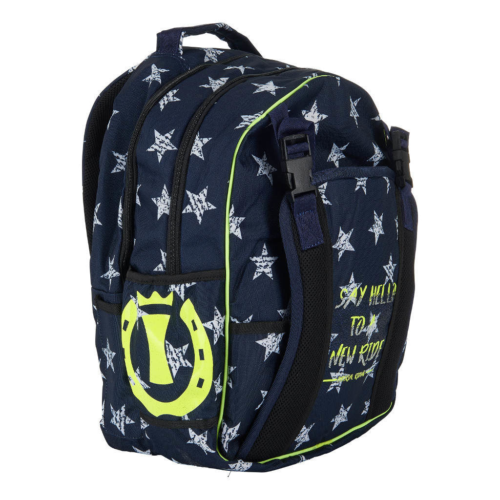Rugzak Star Icon Navy Imperial Riding Impe-Kl90118000-Navy-1-Maat