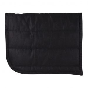 Qhp puff pad Black