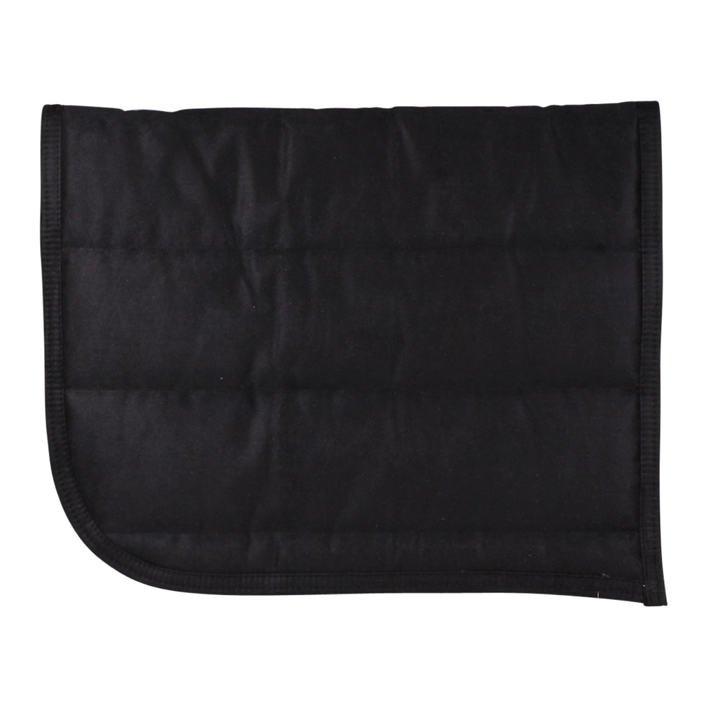 Qhp puff pad Black