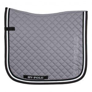 Saddlepad Geri VZ Grey Full Size Hv Polo 0802093009-Grey